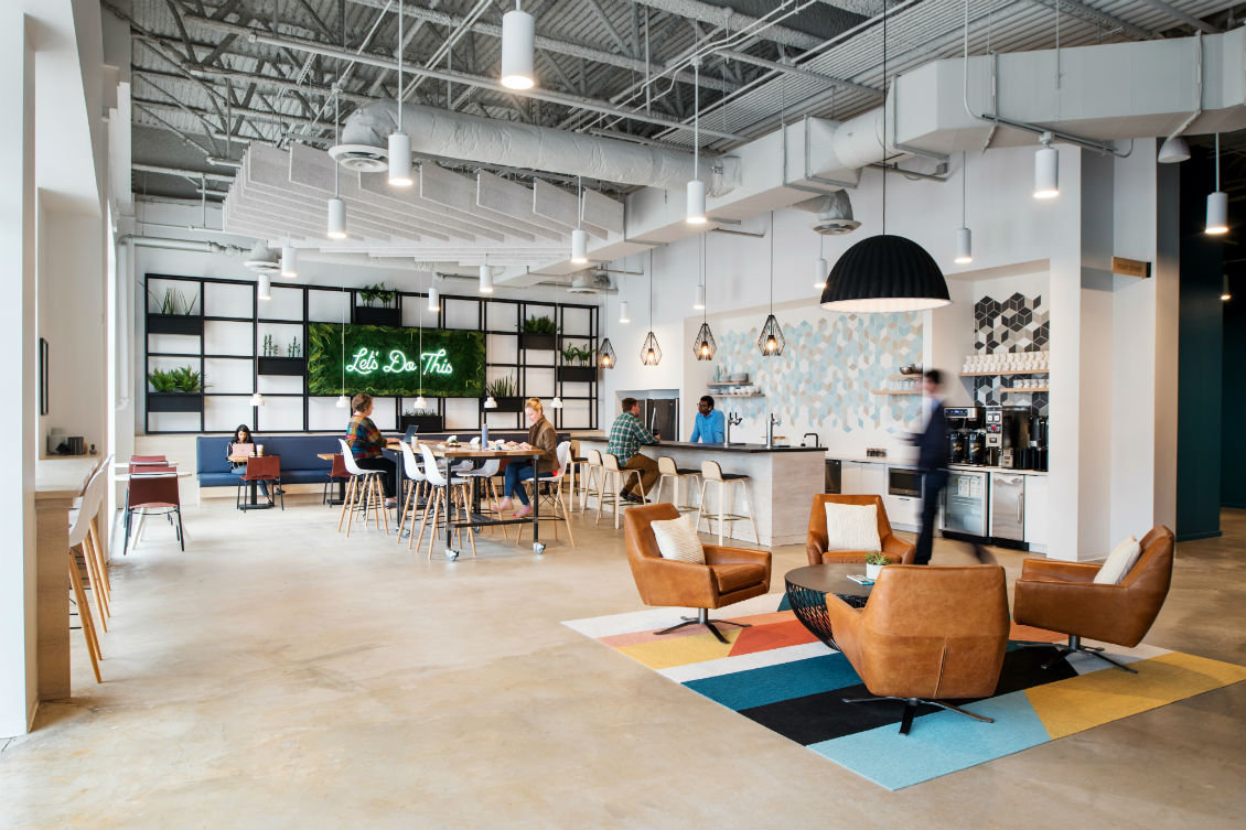 Gather Coworking Office Space Richmond Va